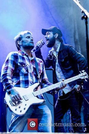 Band Of Horses, Ben Bridwell and Matt Gentling