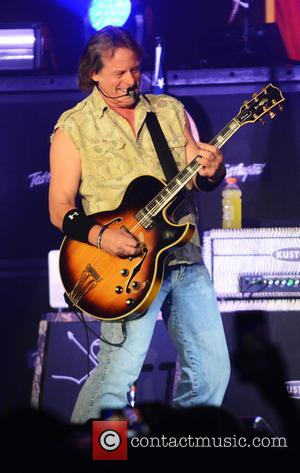 Ted Nugent Performs at the Paramount Theater - NYC, New York, United States - Wednesday 16th August 2017