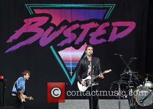Busted, Charlie Simpson and James Bourne