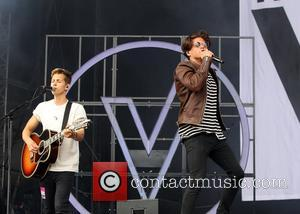 The Vamps, Bradley Simpson and James Mcvey