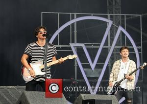 The Vamps, Bradley Simpson and Connor Ball