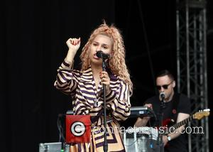 Raye performs on stage during the second day of V Festival - Hylands Park, Chelmsford, Essex, United Kingdom - Sunday...