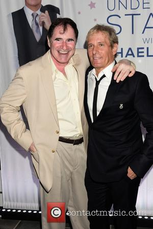 Richard Kind and Michael Bolton