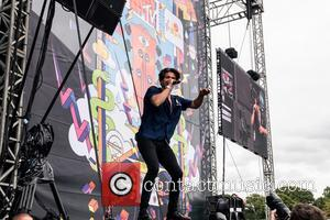 The Vamps seen performing at the Stafford leg of V Festival on the final day - Weston Park, Cannock, United...