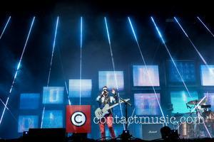 Muse and Matt Bellamy at Bramham Park and Leeds Festival