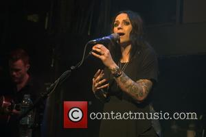 Amy MacDonald performing live in concert at The Ferry - Glasgow, Scotland, United Kingdom - Wednesday 30th August 2017