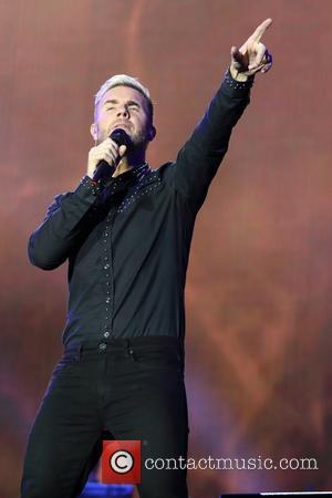 Take That and Gary Barlow