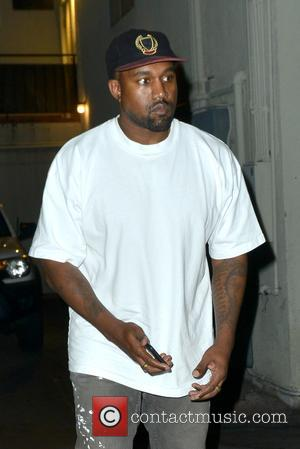 Kanye West is all smiles while leaving Matsuhisa Sushi restaurant - Beverly Hills, California, United States - Thursday 21st September...