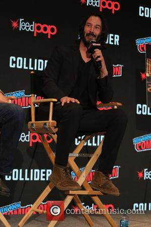 Keanu Reeves And Alex Winter Reunite For 'Bill And Ted Face The Music'