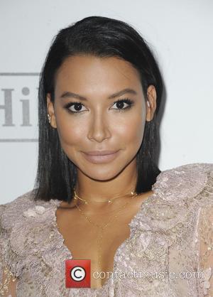 'Glee' Star Naya Rivera Charged With Domestic Battery
