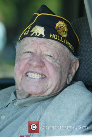 FILE PHOTO** MICKEY ROONEY DIES AT 93 Hollywood veteran MICKEY ROONEY has died, aged 93.   The actor passed...