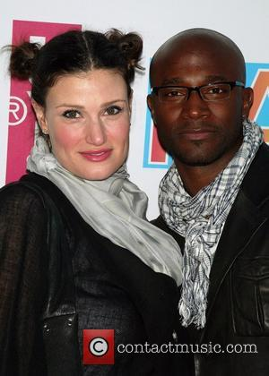 FILE PHOTO*** TAYE DIGGS AND IDINA MENZEL SPLIT Actors TAYE DIGGS and IDINA MENZEL have split after nearly 11 years...
