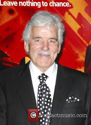 Dennis Farina and Grauman's Chinese Theatre