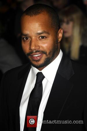 Donald Faison 'All New People' London Press Night held at the Duke of York's Theatre - Arrivals. London, England -...