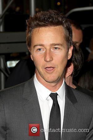 file photo * EDWARD NORTON TO BE A DAD - REPORT FIGHT CLUB star EDWARD NORTON is set to become...