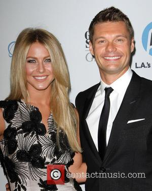Julianne Hough And Ryan Seacrest Split - Report