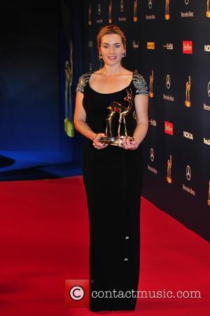 Kate Winslet, Press, Bambi, Metropolis-halle and Filmpark Babelsberg