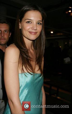 Katie Holmes is turning 35 on Wednesday Dec 18th**  KATIE HOLMESOlympus Fashion Week Fall 2005 - Calvin Klein Fashion...