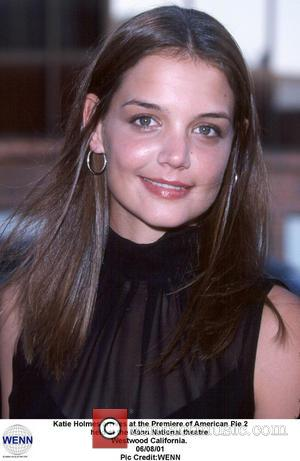 Katie Holmes is turning 35 on Wednesday Dec 18th**  Katie Holmes at the premiere of American Pie 2 