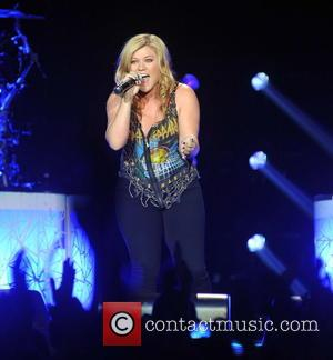 Kelly Clarkson kicks off the start of her 'Stronger Tour' at the O2 Arena Dublin, Ireland- 10.10.12  Where: Ireland...