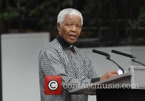 Nelson Mandela has died  Nelson Mandela Unveiling of Nelson Mandela's statue in Parliament Square London, England - 29.08.07...