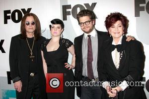 Ozzy Osbourne, Kelly Osbourne, Jack Osbourne and Sharon Osbourne