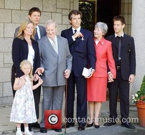 Pierce Brosnan, Honary Obe, Her Majesty The Queen and British Film Industry