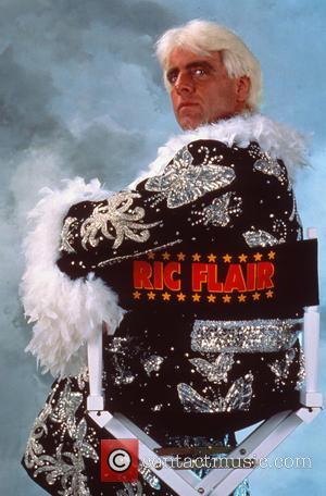 Legendary Wrestler Ric Flair Is On The Run! (Sort Of)