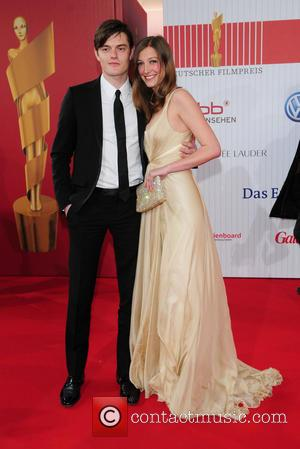 Sam Riley, Alexandra Maria Lara, Deutscher Filmpreis, Friedrichstadtpalast and Red