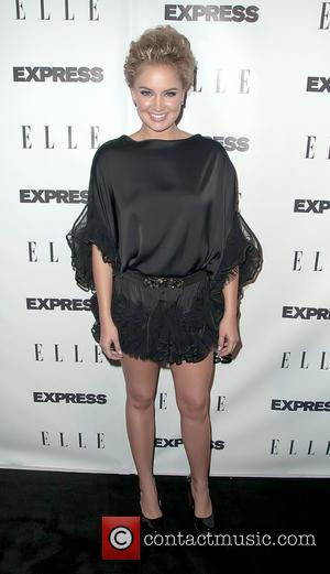 Tiffany Thornton ELLE and Express 25 at 25 event held at Palihouse - Arrivals West Hollywood, California - 07.10.10...