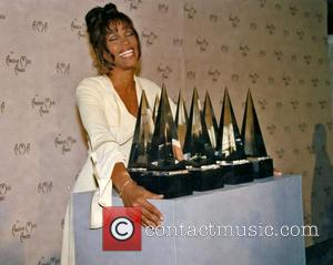 Whitney Houston and American Music Awards