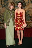 Anna Wintour and Bee Schaefer