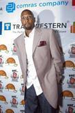 NBA Miami Heat star basketball player Alonzo Mourning