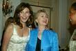 Mary Steenburgen and Hilary Clinton Mary Steenburgen was...
