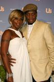Mary J Blige and Kendu Isaacs