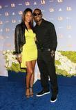 Alexis Phifer and Kanye West