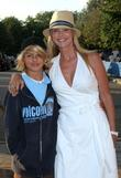 Christie Brinkley and son Jack
