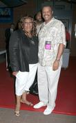 Aretha Franklin and fiance Willie Wilkerson Jr.