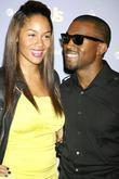 Kanye West and Alexis Pfeiffer