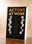 'Actors At Work' book discussion held at Barnes...