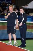 Elton John and Billie Jean King