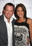 Nathan Burton and Brittany Palmer