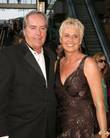 Powers Boothe & Wife