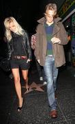 Alex Vaggo and Paris Hilton