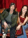 Adrien Brody and Rubria Marcheens Negrao