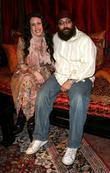 Joely Fisher and Jagat Joti Khalsa
