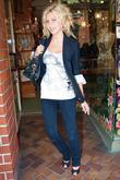 Alyson Michalka, Of The Musical Duo Aly, Aj and Goes Lingerie Shopping In Beverly Hills