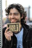 Adrian Grenier and Director