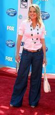 Jeri Ryan and American Idol