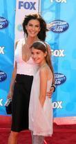 Teri Hatcher, American Idol and Emerson Rose